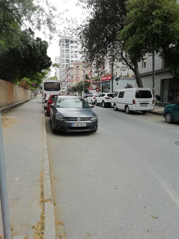 Kayasultan Sokak, 1 Mayıs 2018